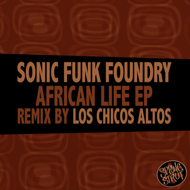 SONIC FUNK FOUNDRY