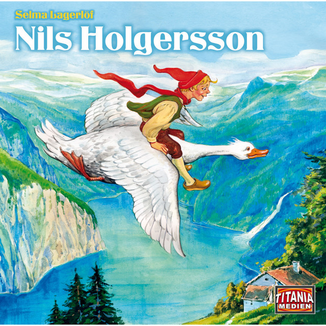 Nils Holgersson (Titania Special Folge 7) Cover