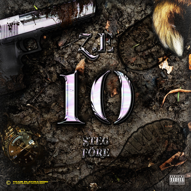 10 STEG FÖRE
