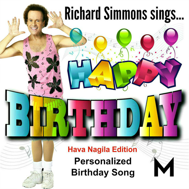 A Personalized Birthday Wish: Happy Birthday! (Hava Nagila Version), Vol. 10