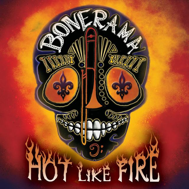 Hot Like Fire