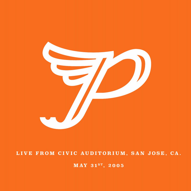 Live from Civic Auditorium, San Jose, CA. May 31st, 2005