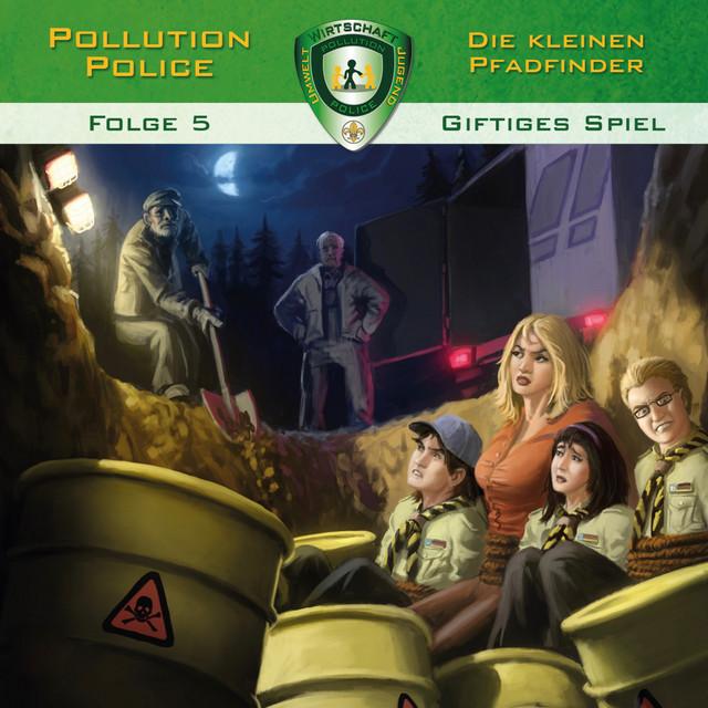 Folge 5: Giftiges Spiel Cover