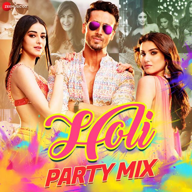 Holi Party Mix