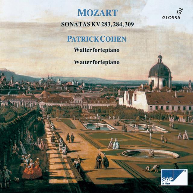 Mozart: Piano Sonatas, K. 283, 284 & 309
