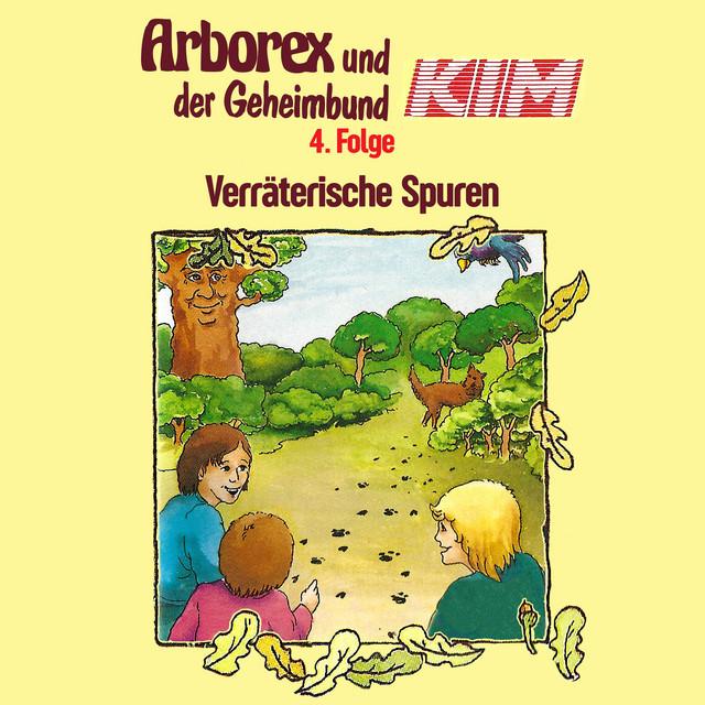 Folge 4: Verräterische Spuren Cover