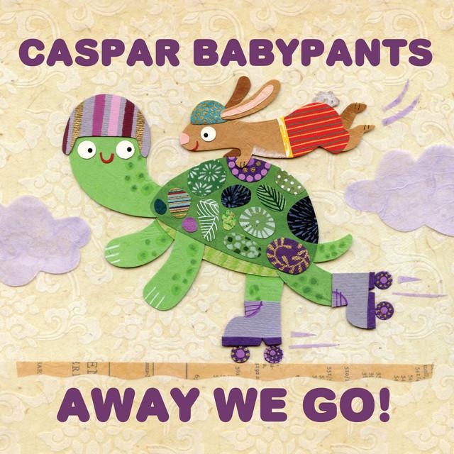 Away We Go! by Caspar Babypants
