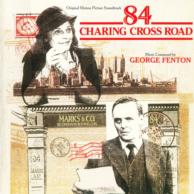 84 Charing Cross Road (Original Motion Picture Soundtrack)
