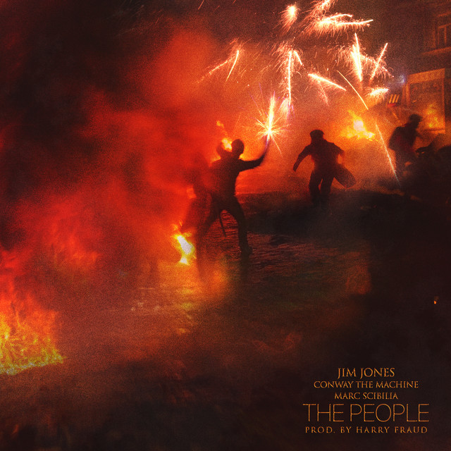 The People (feat. Conway the Machine & Marc Scibilia) - Remix
