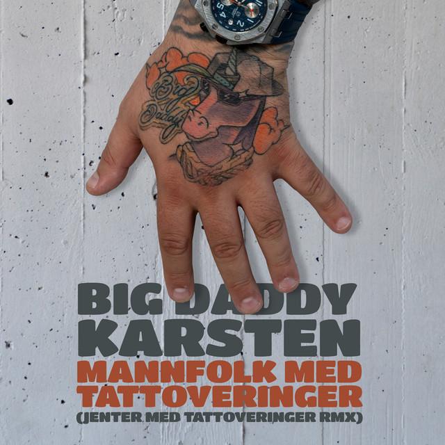 Mannfolk Med Tattoveringer