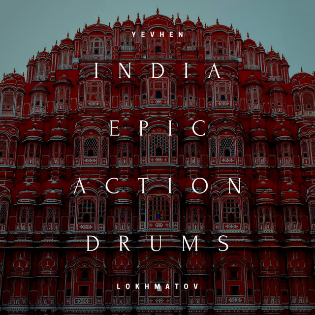 India Epic Action Drums Image