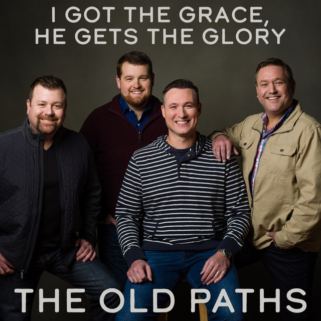 I Got The Grace, He Gets The Glory album cover