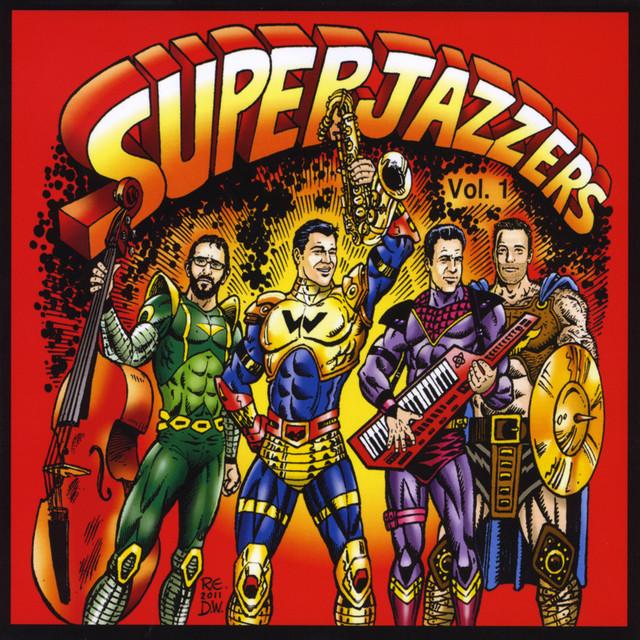 Superjazzers, Vol. 1
