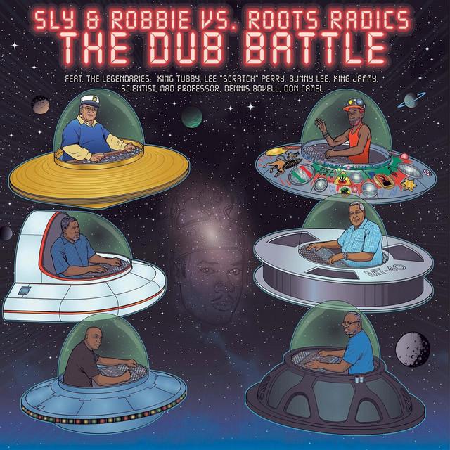 Sly & Robbie vs. Roots Radics: The Dub Battle