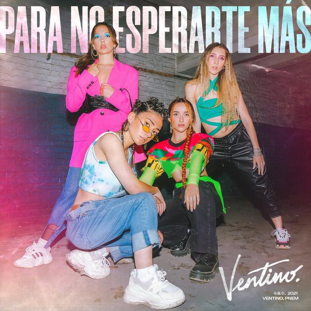 Para No Esperarte Mas album cover