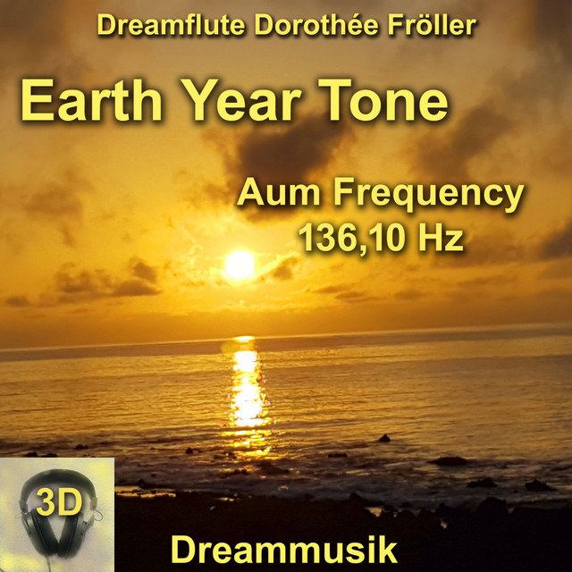 Earth Year Tone - Aum Frequency 136,10 Hz