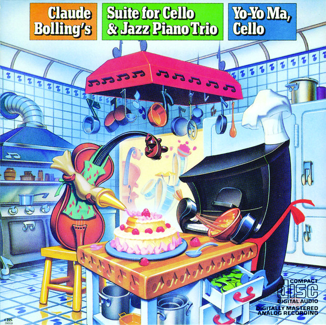Bolling: Suite for Cello & Jazz Piano Trio (Remastered)