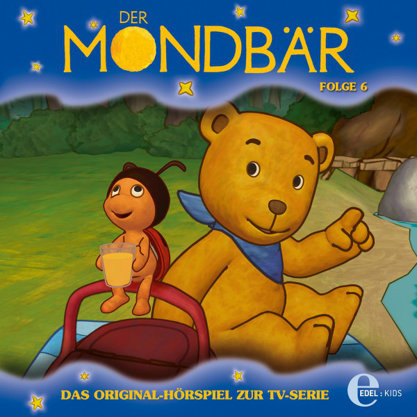 Der Mondbär, Folge 6 (Das Original-Hörspiel zur TV-Serie) Cover