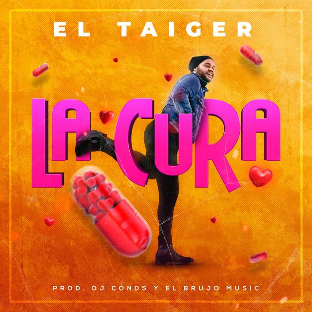 El Taiger album cover