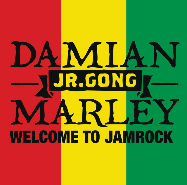 Damian Marley album cover