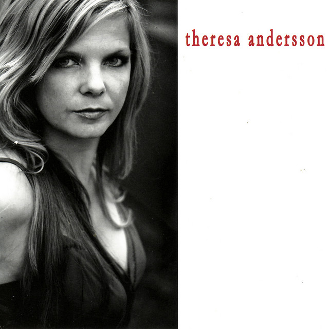 Theresa Anderson The EP