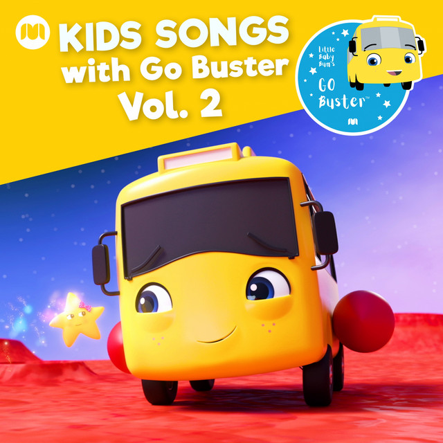 Kids Songs with Go Buster, Vol. 2