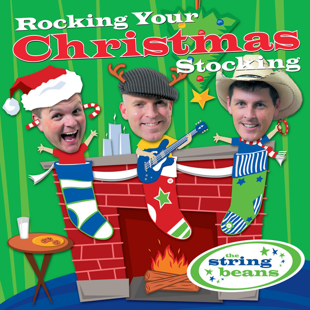 Rocking Your Christmas Stocking by The String Beans
