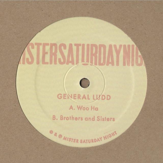 General Ludd Vinyl