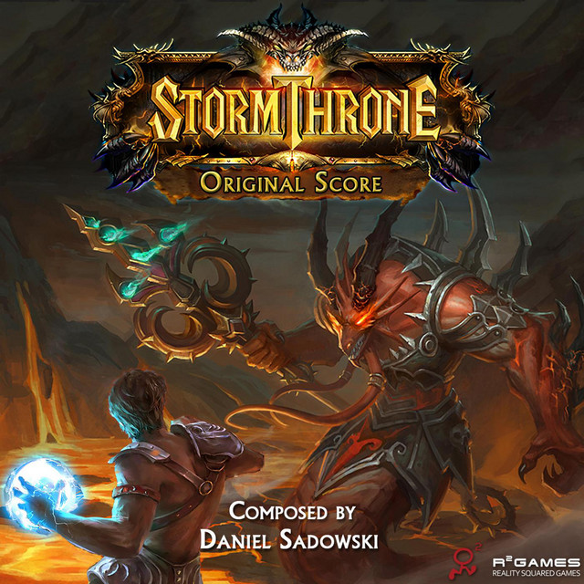 Stormthrone (Original Score)