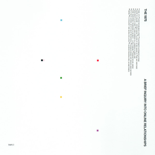 The 1975 Give Yourself A Try acapella