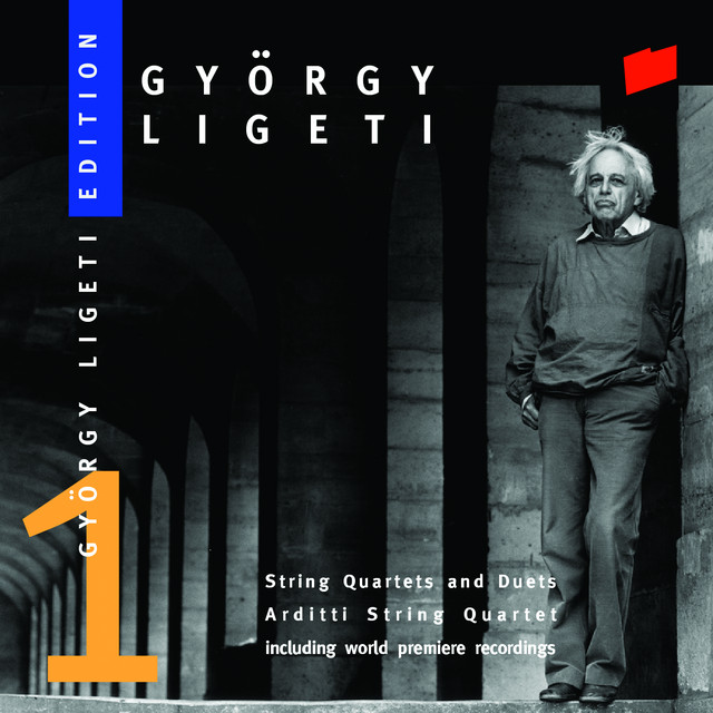 Arditti Quartet: Ligeti String Quartet No.1