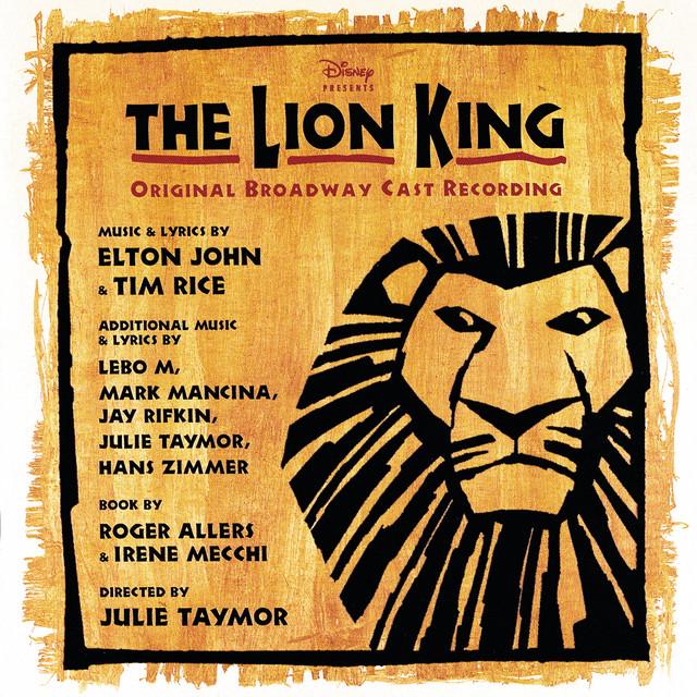 The Lion Sleeps Tonight album cover