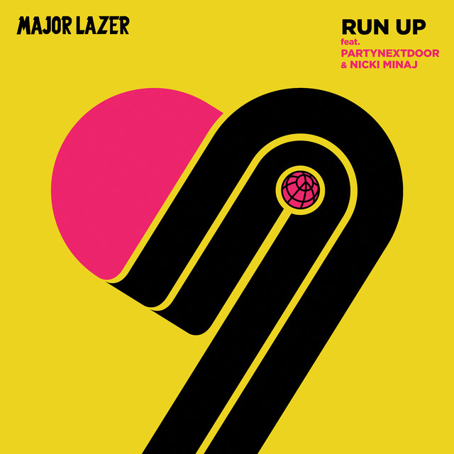Run Up (17) album cover