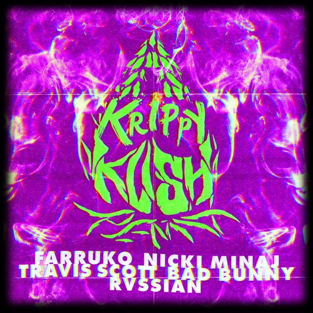Krippy Kush  - Travis Scott Remix cover art