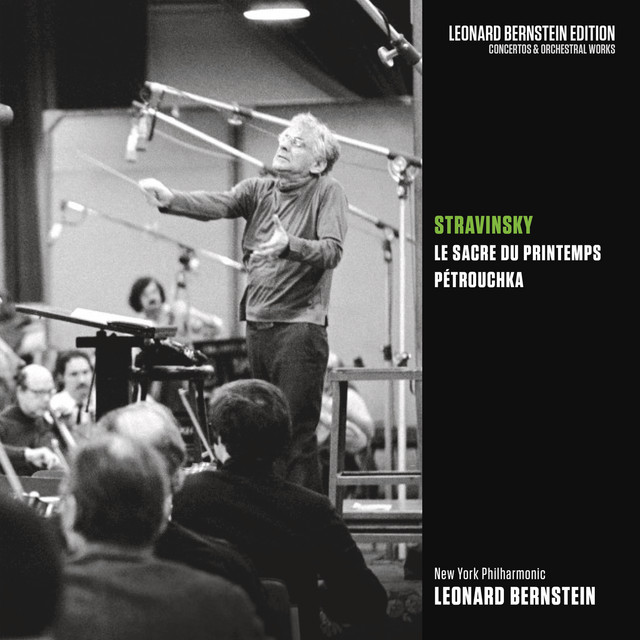 Stravinsky: Le Sacre du printemps & Pétrouchka