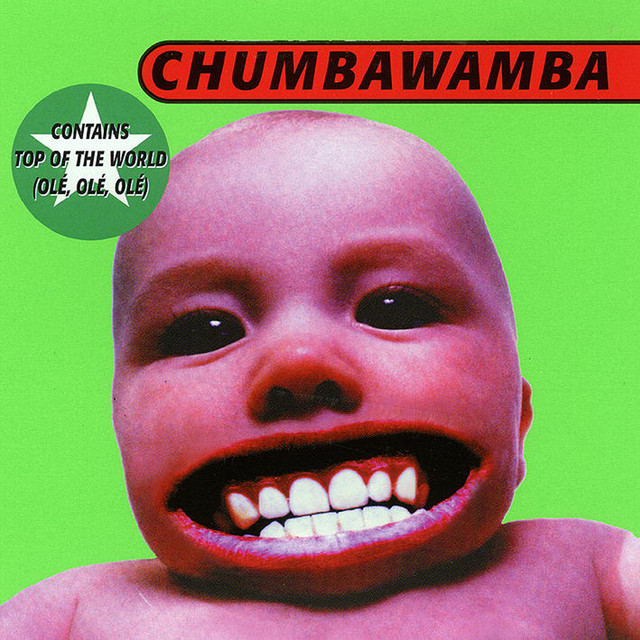 Cover art for Tubthumping by Chumbawamba
