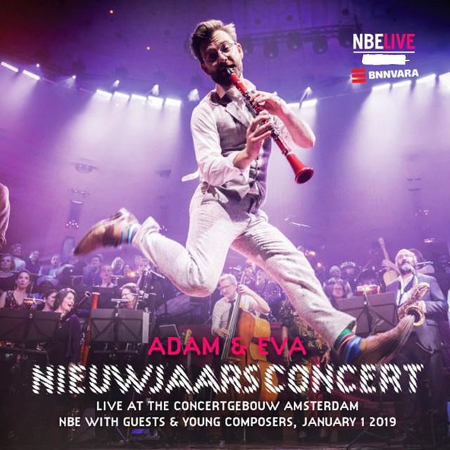 Adam & Eva Nieuwjaarsconcert (Live)