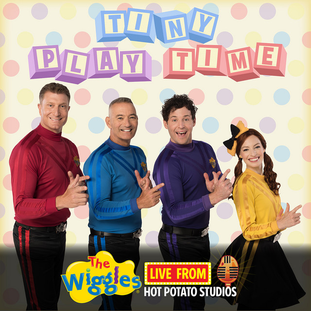 Live from Hot Potato Studios: Tiny Play Time by The Wiggles
