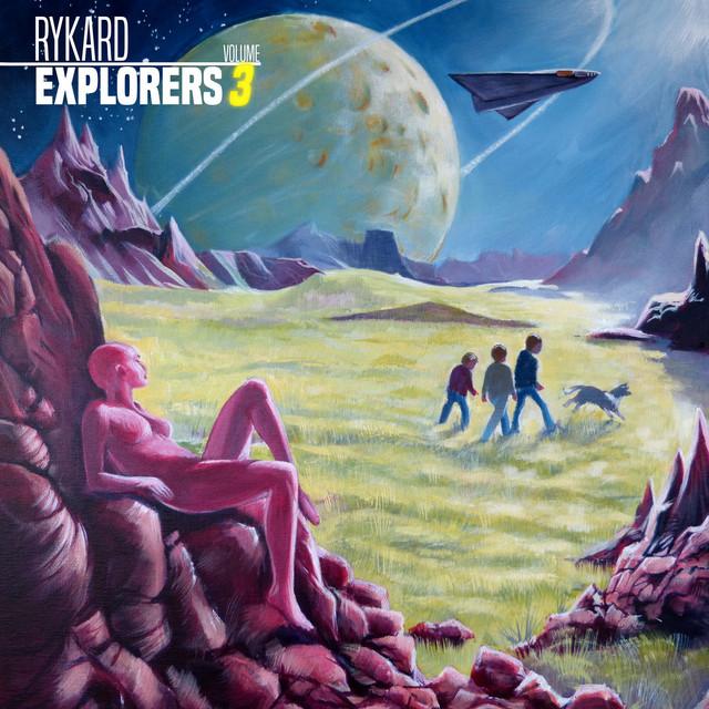 Explorers, Vol. 3