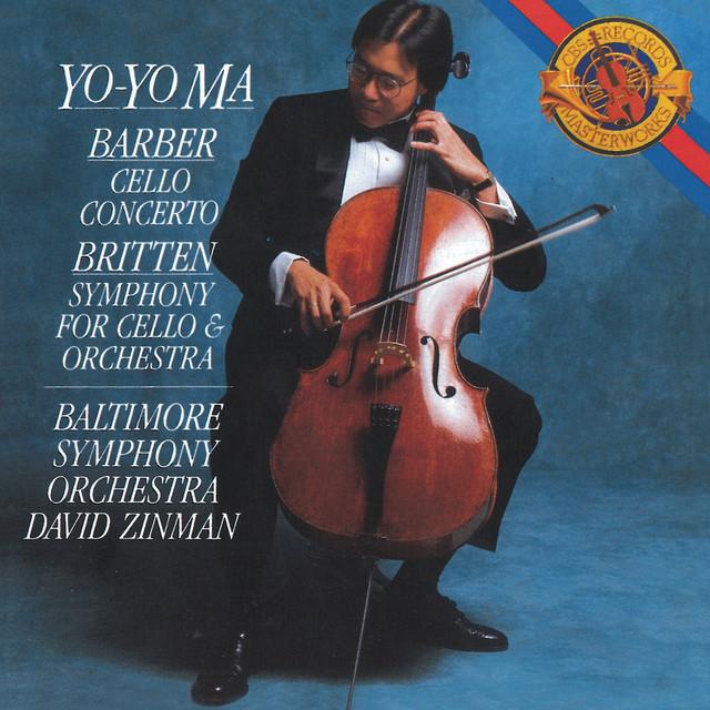 Barber: Cello Concerto; Britten: Symphony for Cello & Orchestra (Remastered)