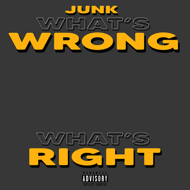 What's Wrong What's Right