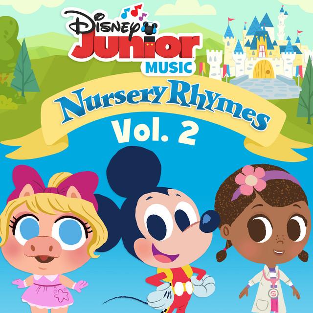 Disney Junior Music: Nursery Rhymes Vol. 2 by Genevieve Goings