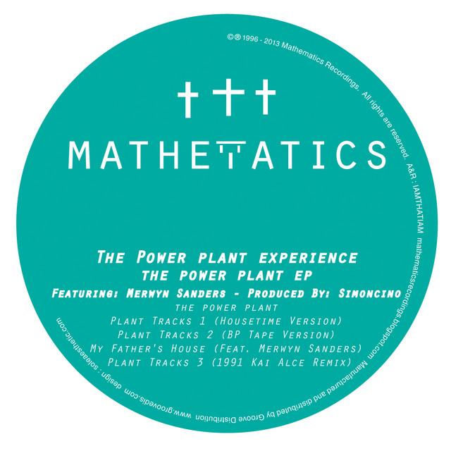 The Power Plant Experience Vinyl