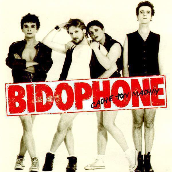 Bidophone - Cache ton machin