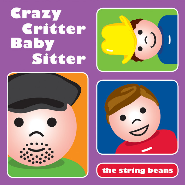 Crazy Critter Baby Sitter by The String Beans