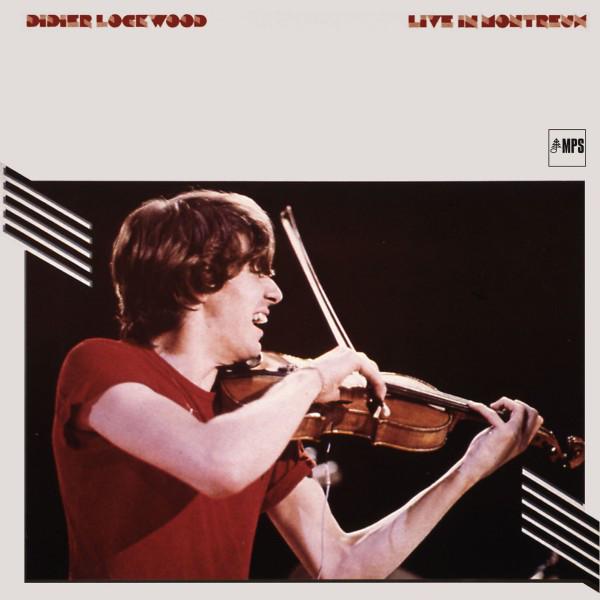 Didier Lockwood Live in Montreux