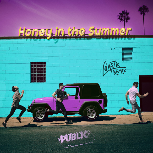 Honey In The Summer (COASTR. Remix)