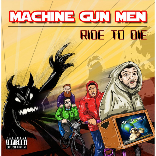 Machine Gun men tickets and 2020 tour dates
