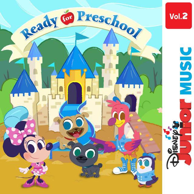 Disney Junior Music: Ready for Preschool Vol. 2 by Genevieve Goings