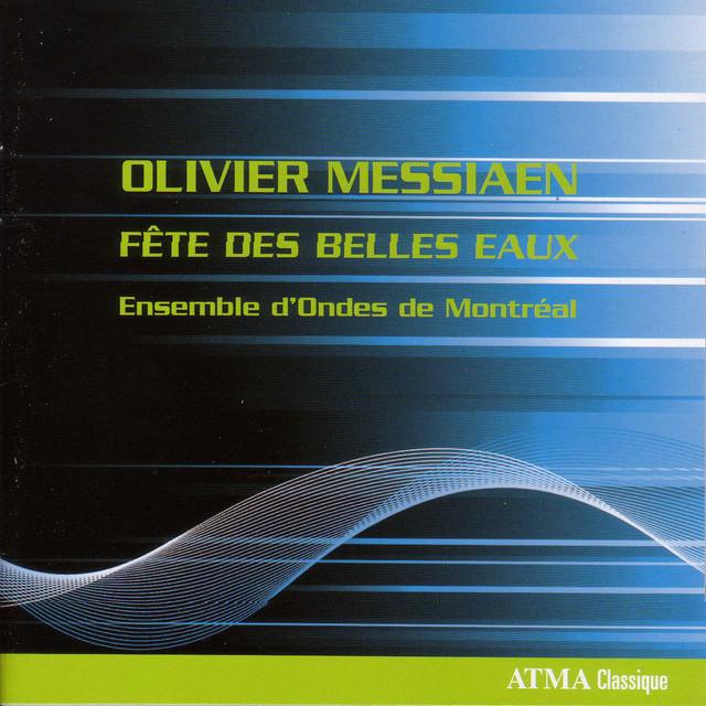 Messiaen, O.: Fete Des Belles Eaux / Feuillets Inedits / Ravel, M.: String Quartet: I. Allegro Moderato (Arr. for 4 Ondes Martenot)